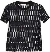 Samsoe & Samsoe AILEEN Print Tshirt black