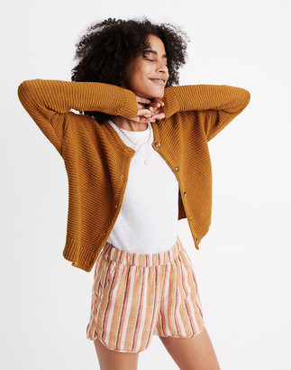 Madewell Deville Cardigan Sweater