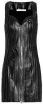 Givenchy Leather minidress