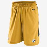 Nike SpeedVent (NFL Steelers) Men's Training Shorts
