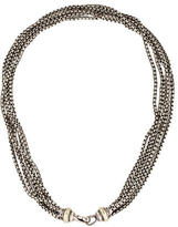 David Yurman Multistrand Necklace