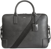 HUGO BOSS Men's Saffiano Leather Workbag