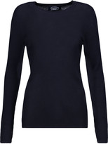 Magaschoni Ribbed cashmere sweater