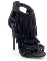 Candies Candie's® Women's Fringe High Heels