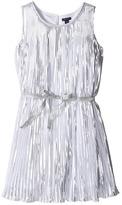 Tommy Hilfiger Metallic Dress (Big Kids)