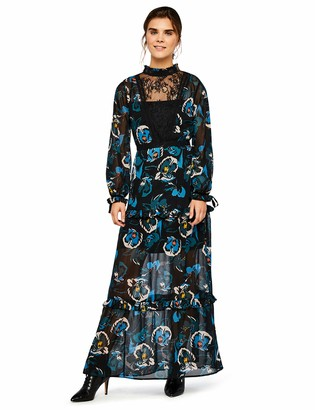 Find. Amazon Brand Women's Floral Maxi Dress