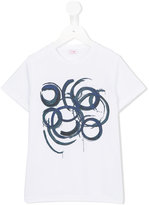 Il Gufo printed T-shirt - kids - Cotton/Spandex/Elastane - 2 yrs
