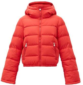 Perfect Moment Polar Flare Down-filled Ski Jacket - Womens - Red