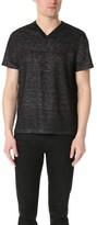Calvin Klein Collection Short Sleeve Rom Shirt