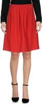 Blugirl Knee length skirts - Item 35332560