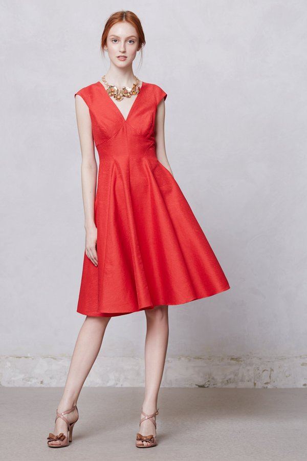 Anthropologie Sophie Dress