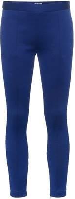 Miu Miu crystal-embellished sweatpants