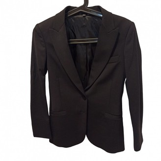 Tod's Black Wool Jacket for Women