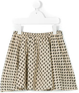 Emile et Ida floral print skirt - kids - Cotton - 2 yrs