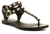 Steve Madden Jackie Studded Thong Sandal