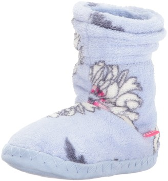 Joules Pad About Girls' High-Top Hi-Top Slippers
