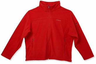 Columbia Womens Fast Trek II Fleece Jacket Soft Fleece Classic Fit