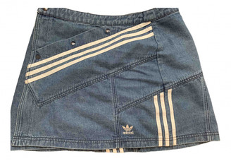 adidas Blue Denim - Jeans Skirt for Women
