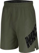 Nike Men's Flex Camo Training Shorts