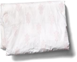 Rachel Ashwell Chandelier Crest Fitted Sheet - Pink Twin