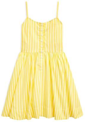 Ralph Lauren Kids Striped Sleeveless Dress (7-16 Years)