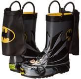 Western Chief Batman Everlasting Rain Boot Boys Shoes