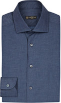 Corneliani Slim-fit chambray shirt