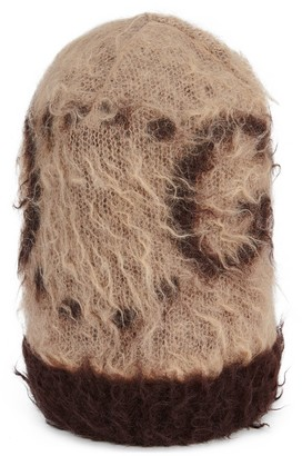 Gucci GG mohair wool hat