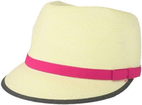 San Diego Hat Company San Diego Hat Women's Finebraid Fedora Hat