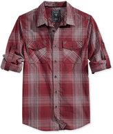 GUESS Men's Hammersmith Check Shirt