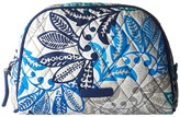 Vera Bradley Luggage - Medium Zip Cosmetic Cosmetic Case