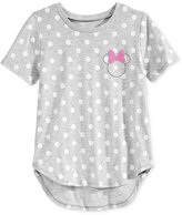 Disney Disney's® Minnie Mouse Polka-Dot Graphic T-Shirt, Big Girls (7-16)