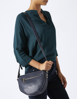 Monsoon Hattie Half Moon Cross Body Bag