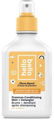 hello bello Detangler - Vanilla Apricot