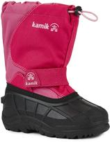 Kamik Girls' 'Red Deer4' Winter Boot