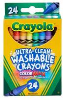 Crayola UltraClean Crayons Washable 24ct