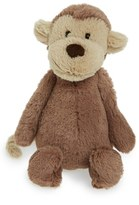 Jellycat Infant 'Small Bashful Monkey' Stuffed Animal