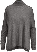 Polo Ralph Lauren Boxy Jersey Turtleneck Shirt