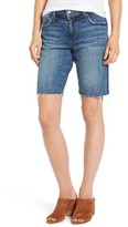 Joe's Jeans Women's Reworked Denim Bermuda Shorts