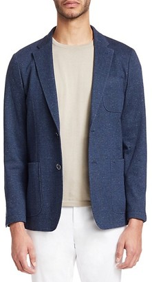 Saks Fifth Avenue MODERN Soft Cotton Jacket