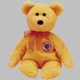 Beanie Babies TY Beanie Baby - SUNNY the e-Bear