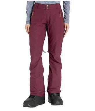 Roxy Cabin Snow Pants (Grape Wine) Women's Casual Pants