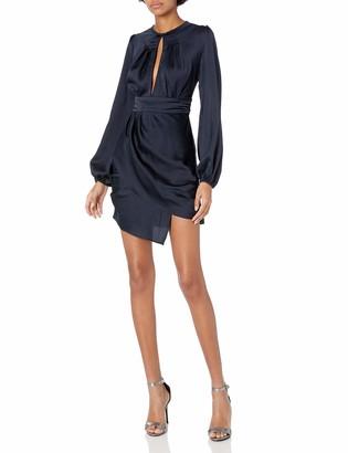 Finders Keepers findersKEEPERS Women's Gabrielle Long Sleeve Mini Dress