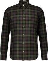 Hartford Stormy cotton shirt