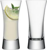 LSA International Moya Highball Glasses - Set of 2