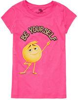 Sony Emoji Movie Graphic T-Shirt- Girls' 7-16