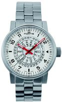 Fortis Spacematic Classic White-Red 623.10.52 M Men's Automatic Watch