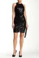 Alexia Admor Sequin Bodycon Dress