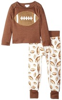 Mud Pie Football Two-Piece Set (Infant)
