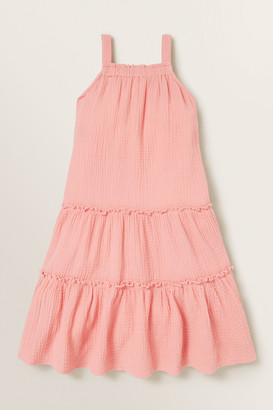 Seed Heritage Apr G Cheesecloth Dress